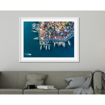 Photo cadre Venise from sky, architecture, paysage urbain